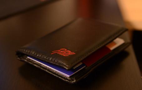 MostRad Minimalist Wallet